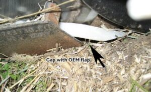 OEM-flap