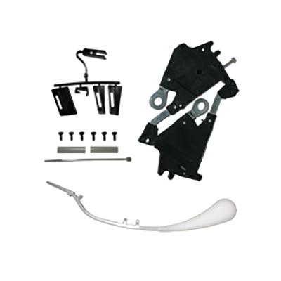 Keeton, Dry Tail with Universal Bracket (WaveVision-Ready)