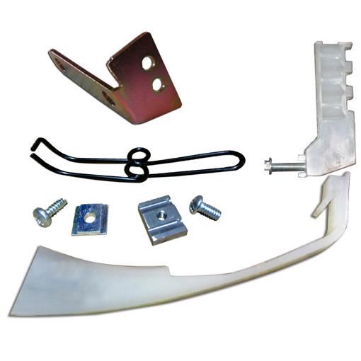 Complete firming kit, Case P-500 (RH), chopped Keeton