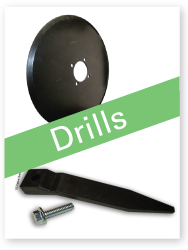 No-till Drill Parts & Equipment
