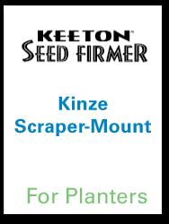 Kinze Scraper-Mount