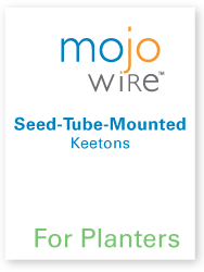 Mojos for Seed-Tube-Mounted Keetons