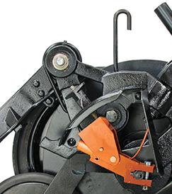strain gauge sensor no-till drill