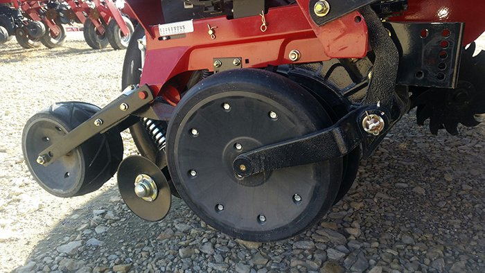 Gauge Wheels In No Till Exapta Solutions