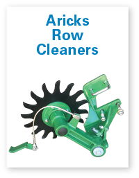 Aricks row cleaners