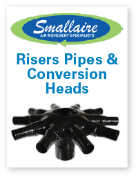 Smallaire Riser Pipes & Conversion Heads