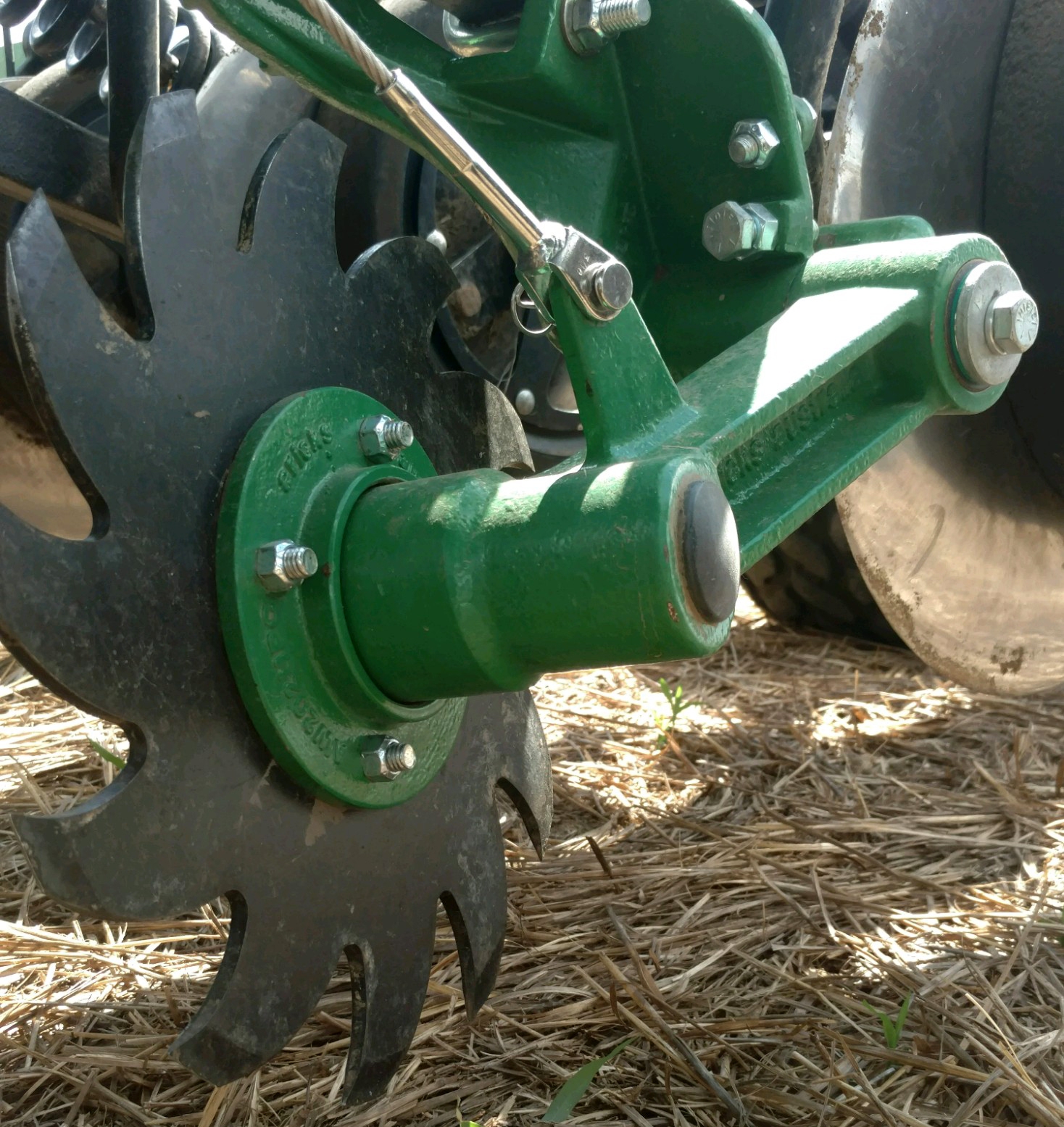 Aricks Row Cleaners For John Deere Drills Jd 50 60 And 90 Series
