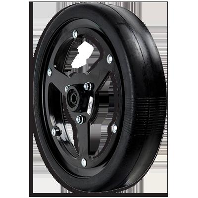 MudSmith Gauge Wheel, 3″ or 4.5″